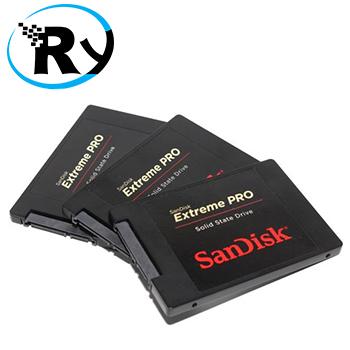 SanDisk Extreme PRO SSD 960GB - SDSSDXPS-960G - Black