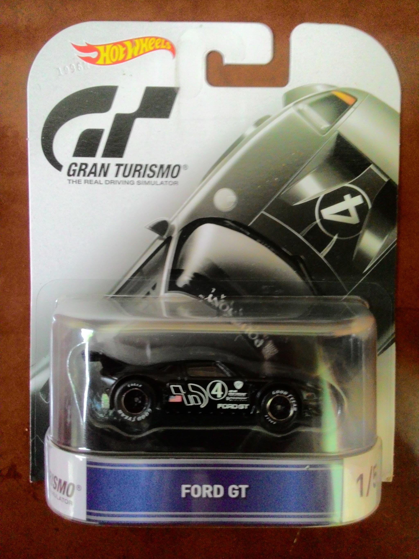 Jual Hot Wheels Retro Gran Turismo Ford Gt Black Lapak Hotwheels Ku Tokopedia