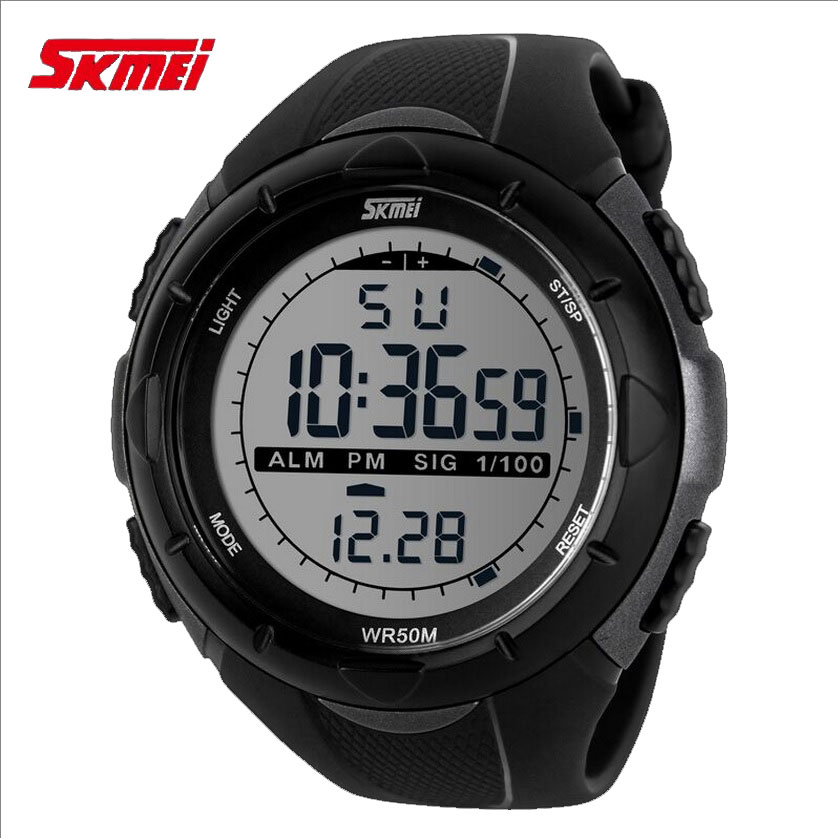 SKMEI S-Shock Sport Watch Water Resistant 50m - DG1025 ORIGINAL