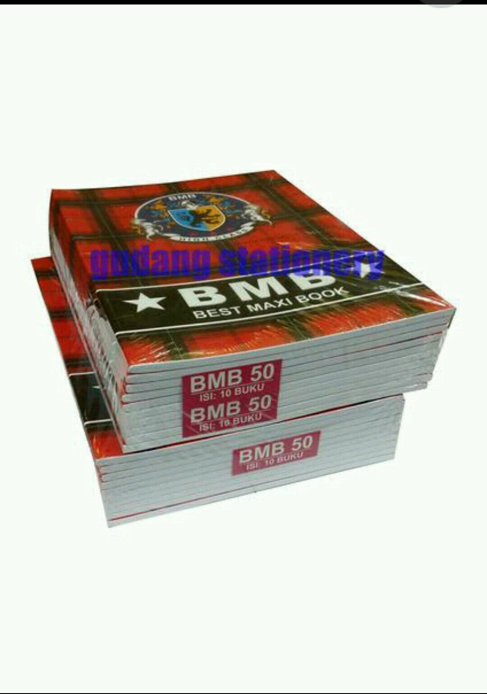 Buku BMB 50