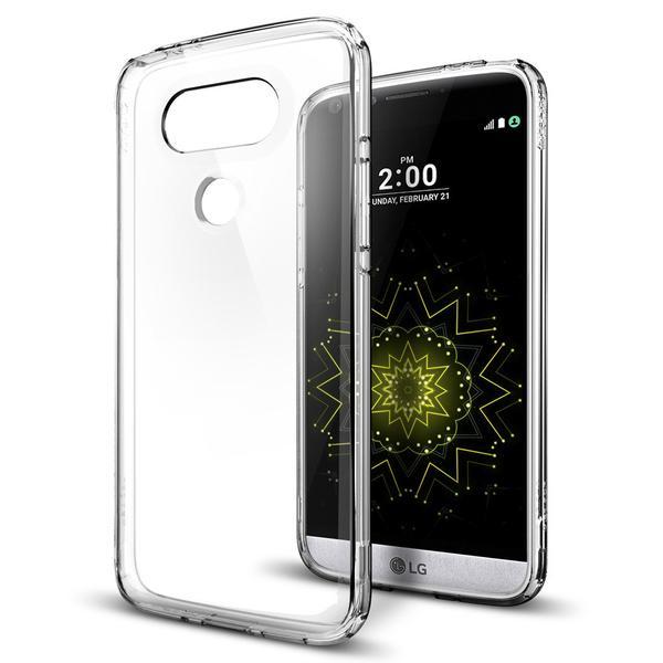 Spigen Ultra Hybrid Case LG G5 - G5 SE - Crystal View