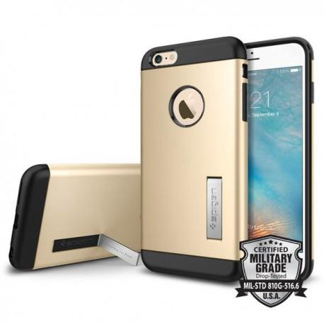 Spigen Slim Armor iPhone 6 - 6s - Champagne Gold