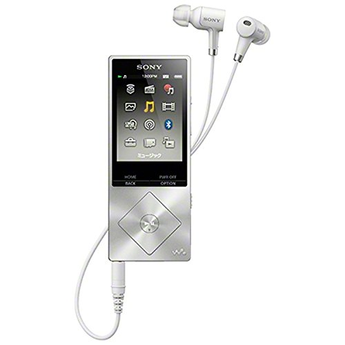 Sony High Resolution Audio Player Walkman NW-A26 - Silver