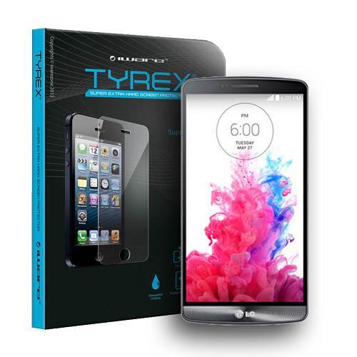 Tyrex LG G3 D850 Tempered Glass Screen Protector Antigores Kaca