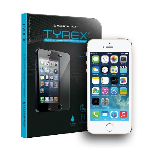 Tyrex Iphone 5 - 5s - 5c - Se Tempered Glass Screen Protector