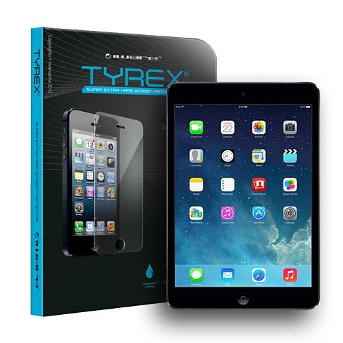 Tyrex iPad Mini - iPad Mini Retina Tempered Glass Antigores kaca