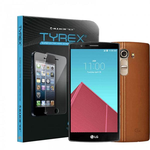 Tyrex Lg G4 H815 Tempered Glass Screen Protector