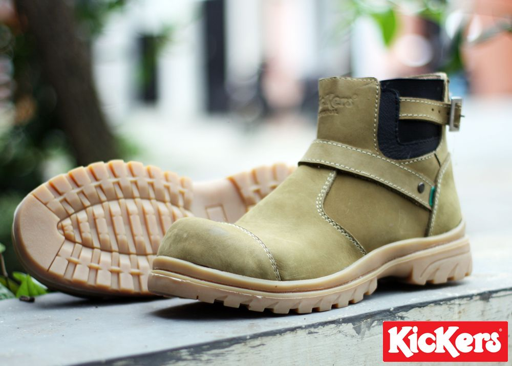 kickers barbaro safety buk Murah