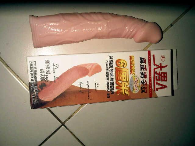 jual til panjang kuat dan perkasa dengan kondom sambung