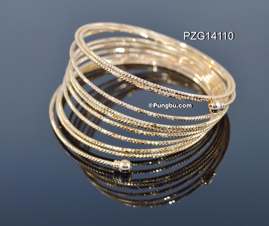 Jual Gelang per emas keroncong PZG14110 - pungbu | Tokopedia