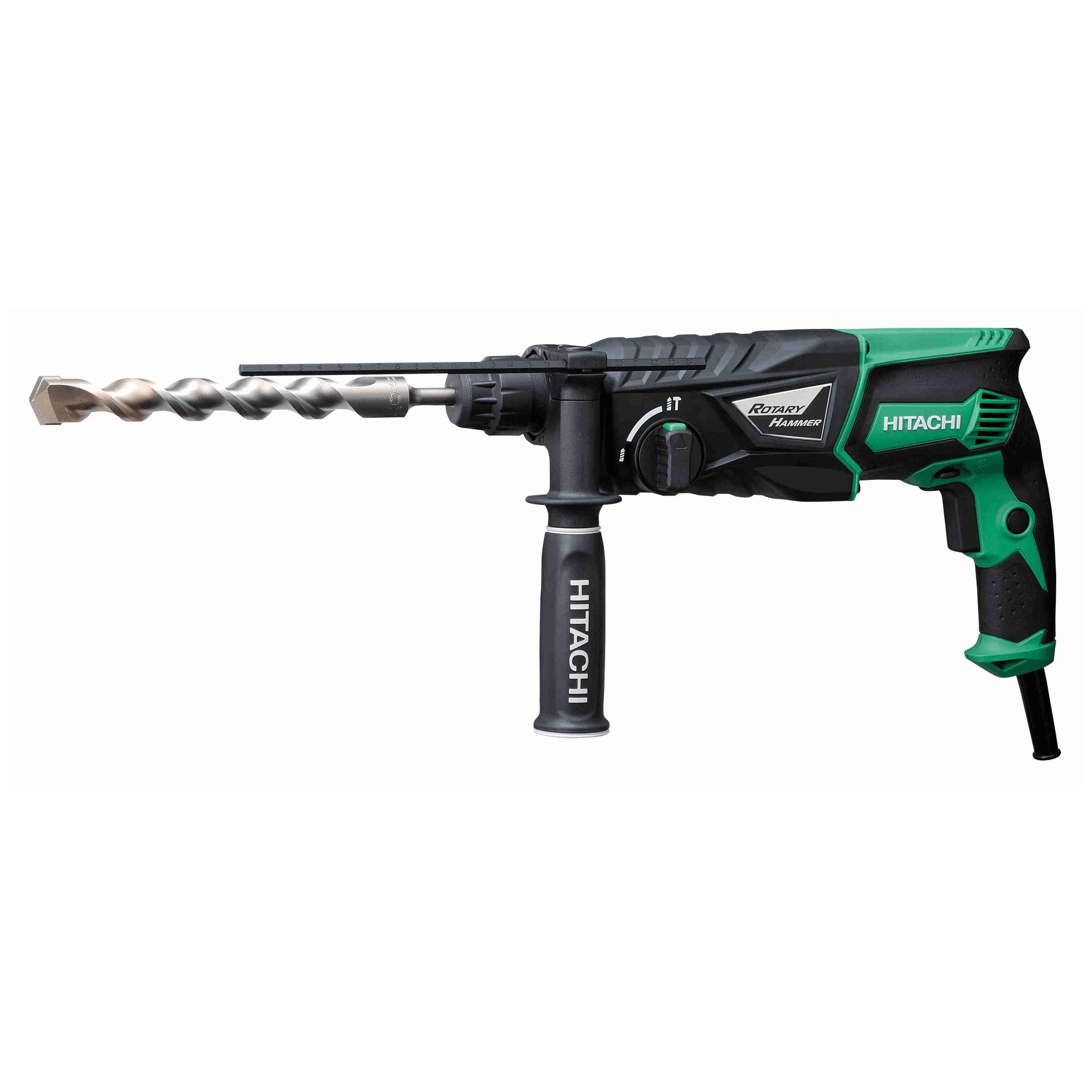 Mesin Bor Listrik / Rotary Hammer Hitachi DH26PB / DH 26PB