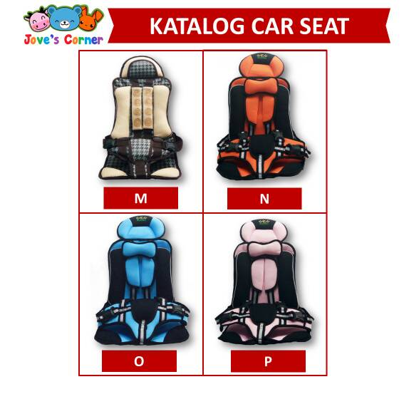 Jual Car Seat Portable Bayi MURAH