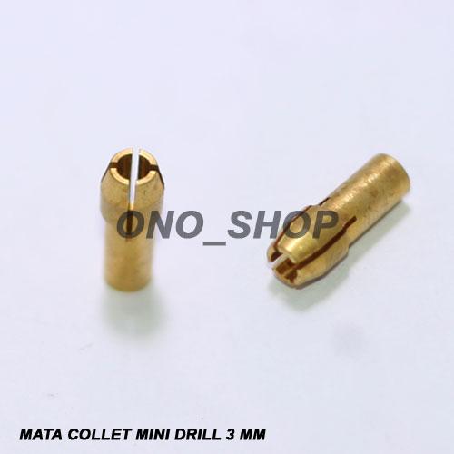Mata Collet Mini Drill 3mm