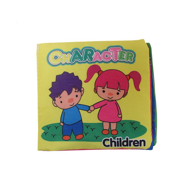 ... Per Set Source Kelebihan Eelic Baby Toy Soft Book Mainan Bayi Buku Kain