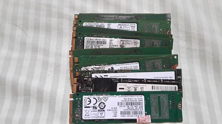 SSD M.2 Sata 128GB