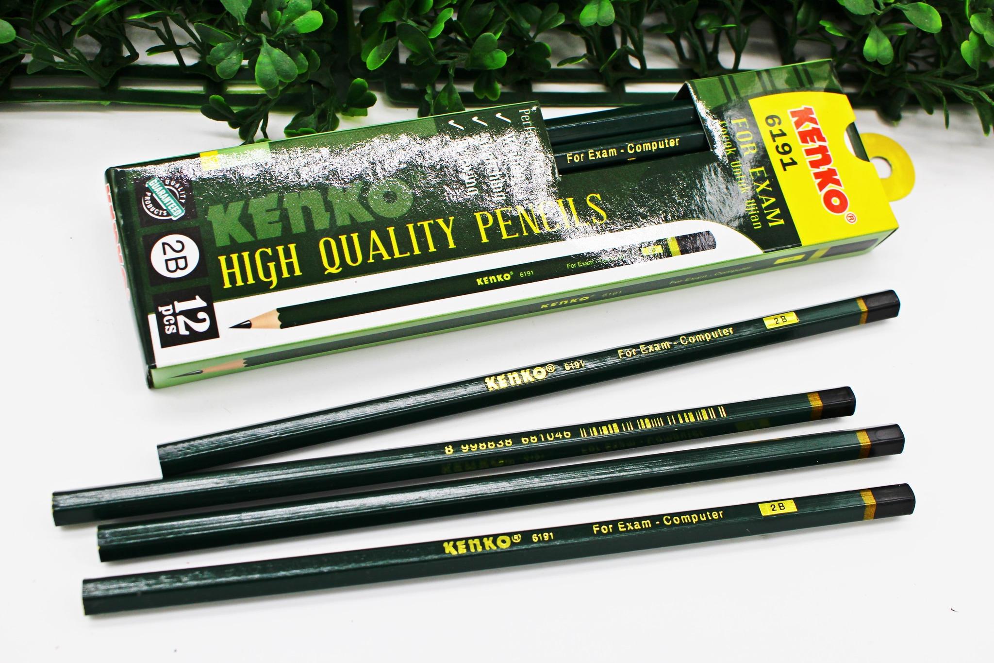 Jual Kenko P 6191 Pensil Kayu 2b Serut 2 Murah Pinsil Helloween Store Tokopedia