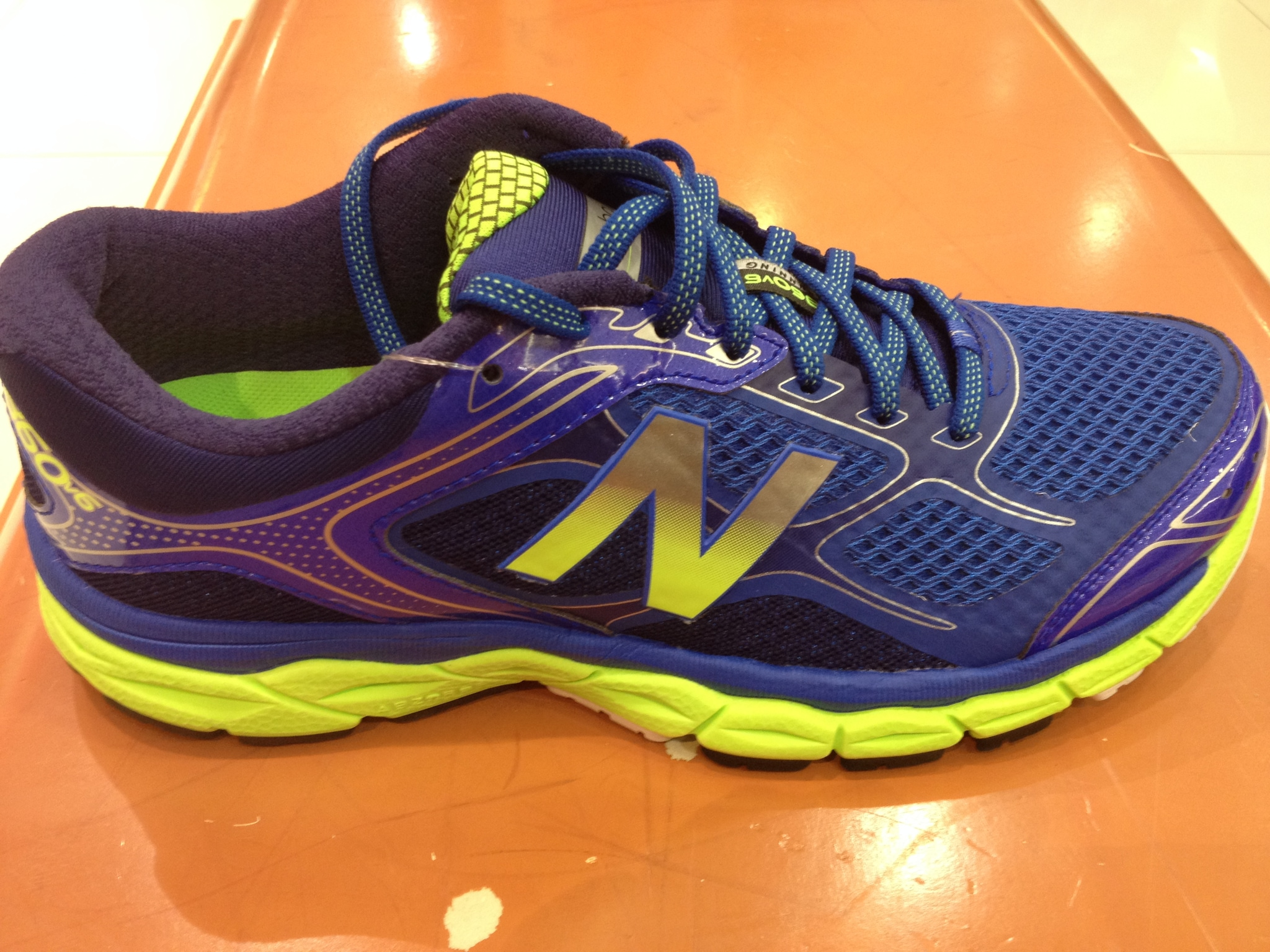 new balance 860v6. jual original new balance 860v6 men\u0027s running shoes - blueozry_shop | tokopedia