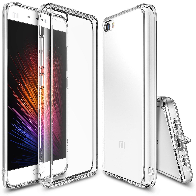 Ringke Fusion Case For Xiaomi Mi5 - Clear Transparent