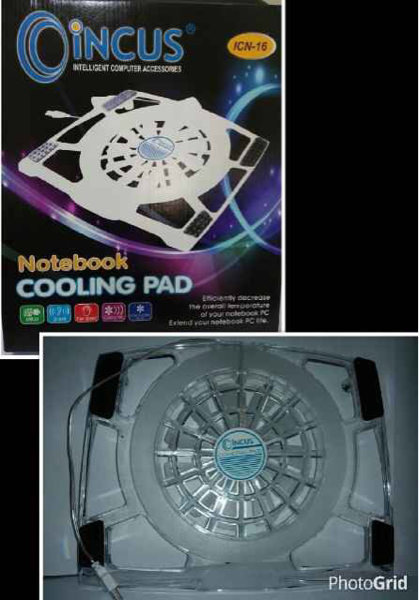 Cooler Big Fan INCUS ICN16