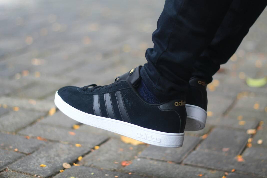 adidas neo vl court grey