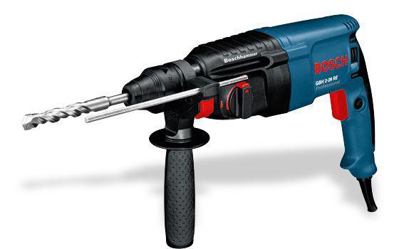 Mesin Bor Rotary Hammer Bosch GBH 2-26 DRE