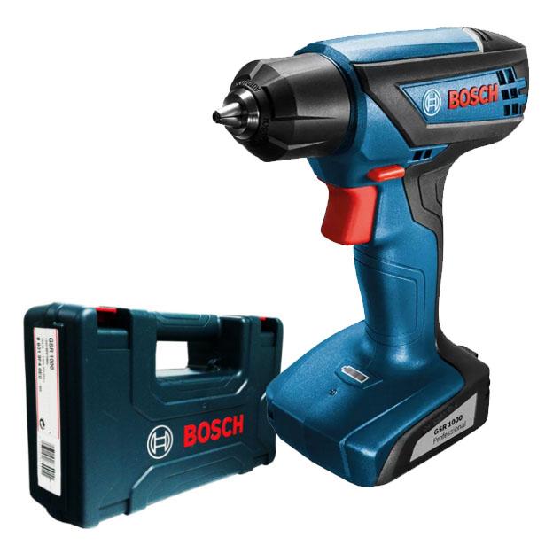 Mesin Bor Baterai Cordless Bosch GSR 1000