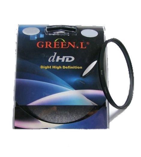 DHD / Green L ND8 72mm Original