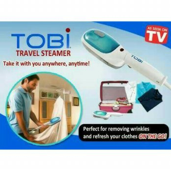 Setrika / Strika Uap Tobi Steam Wand