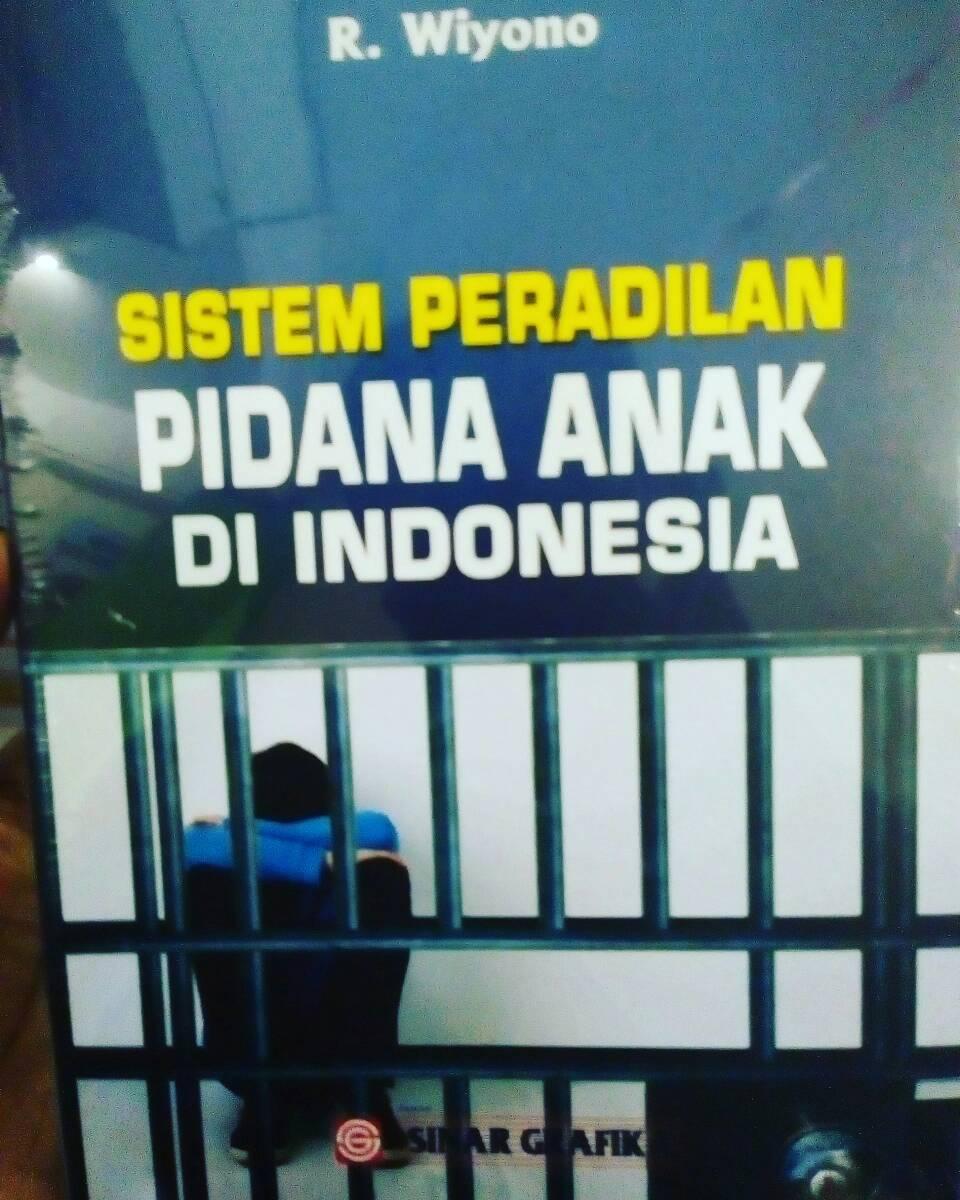 tesis sistem peradilan pidana anak