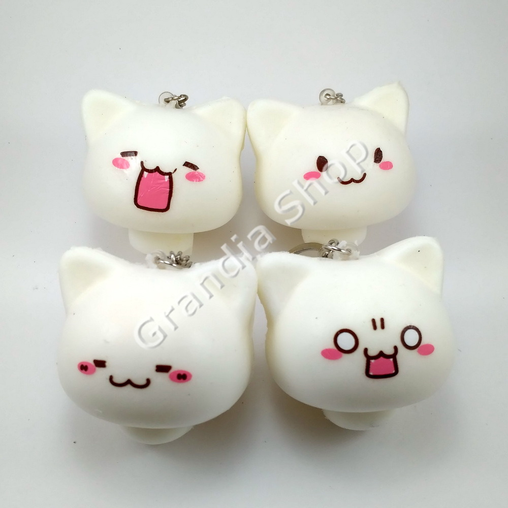 Jual Squishy Jamur Kucing Grandia Shop Tokopedia
