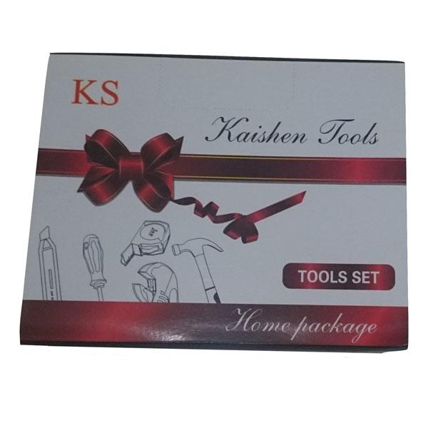 Tool Kit Set 12 In 1 Besar Promo