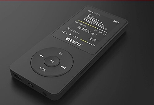 Ruizu X02 HiFi DAP MP3 Player 8GB