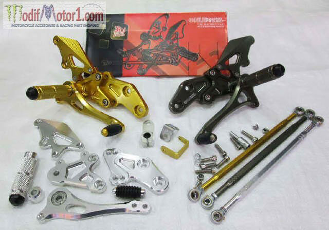 Underbone New Vixion Advance Nui Racing Msato Thailand