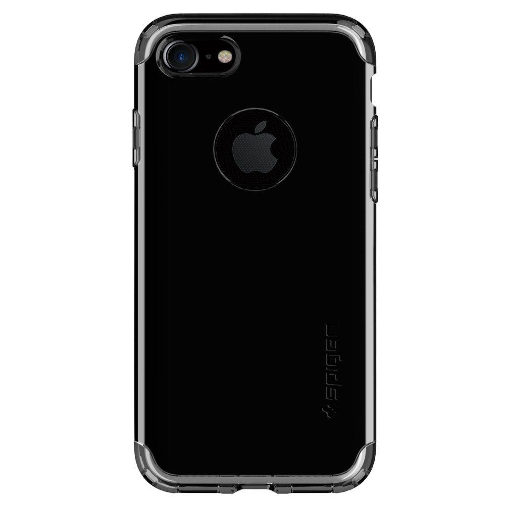 Spigen iPhone 7 Hybrid Armor Case Casing - Jet Black
