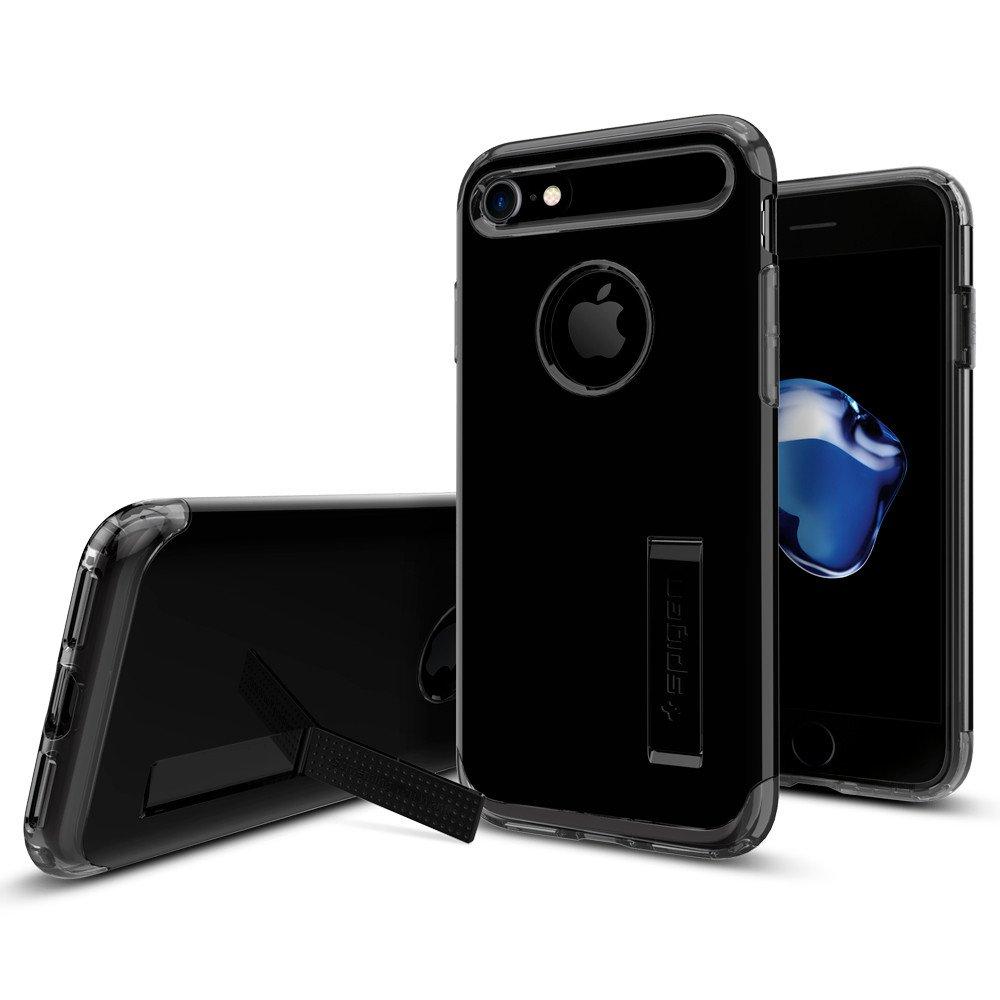 Spigen iPhone 7 Case Slim Armor - Jet Black