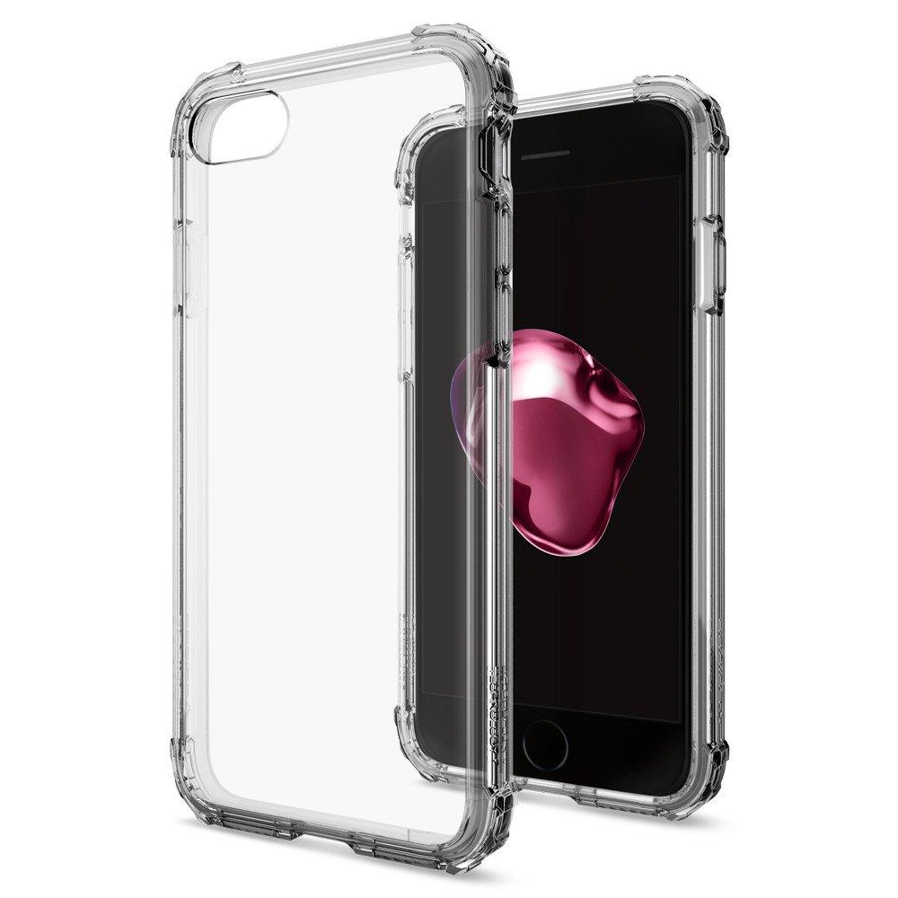 Spigen iPhone 7 Case Crystal Shell - Dark Crystal