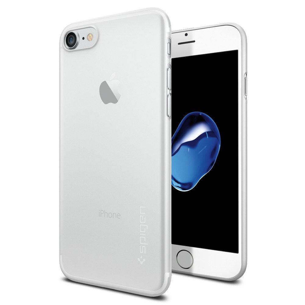 Spigen iPhone 7 Case Air Skin - Soft Clear