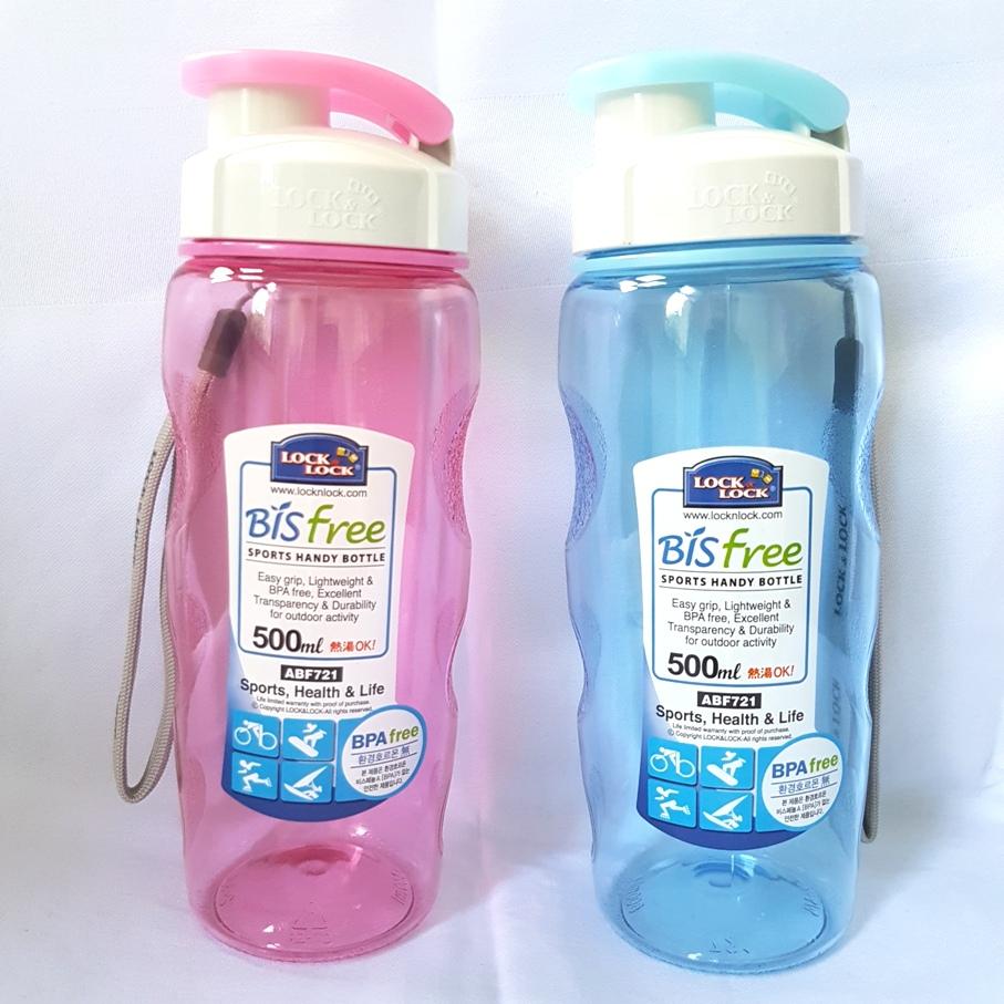 Lock&lock Lhc139b Sparkle Vacuum Bottle 200ml Biru List Harga Source · Jual Lock n Lock Sports Handy Bottle Set 2 Botol Minum isi 2 BISFREE