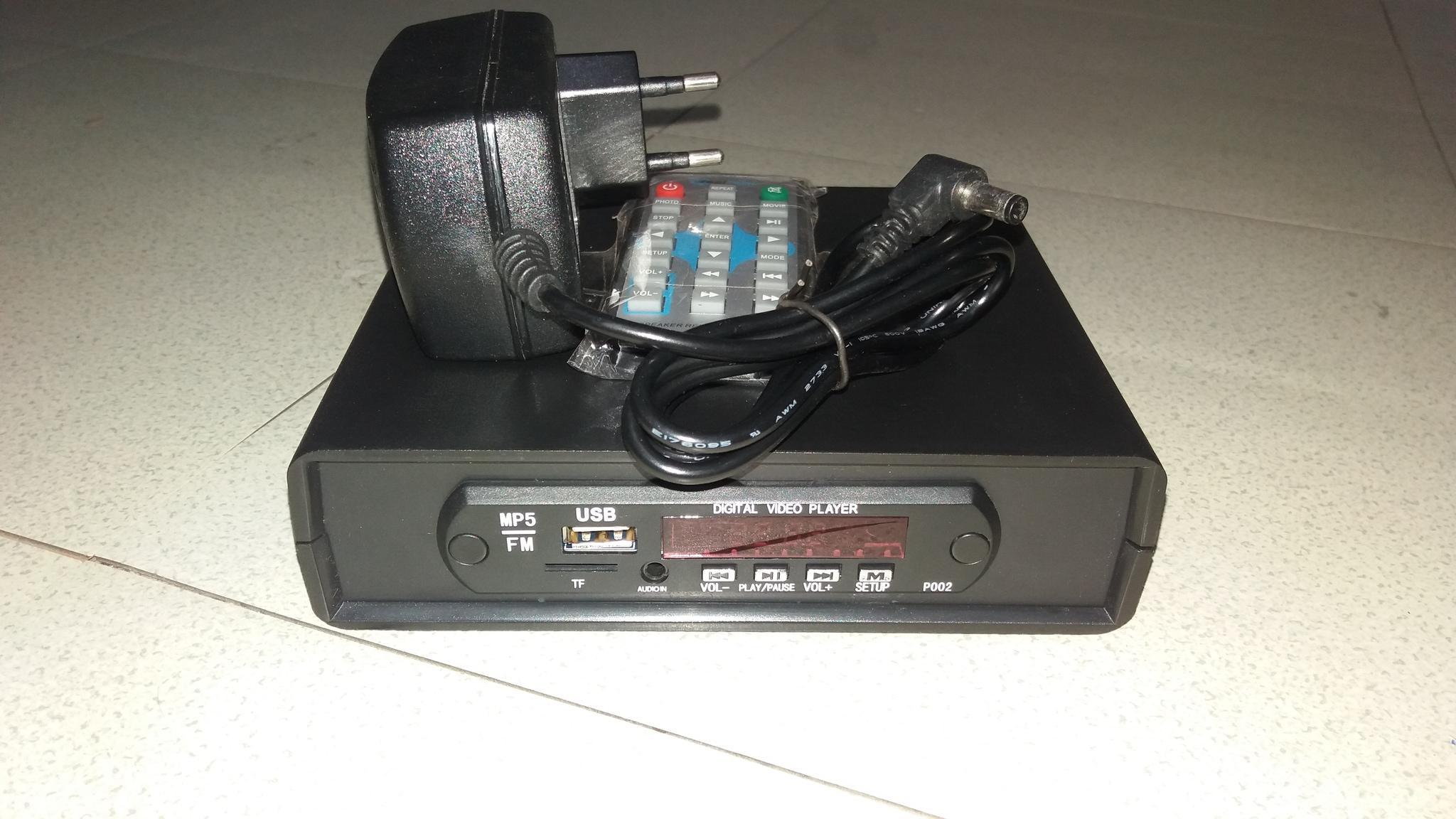 Dijual Mediaplayer Mp3, Mp4, Mp5 Cocok Buat Speaker Aktif