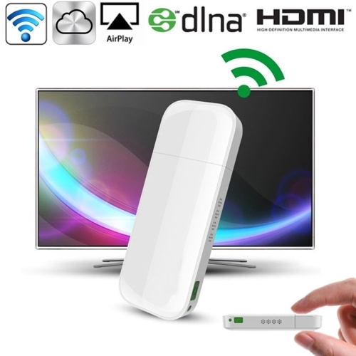 HDMI AirPlay DLNA WiFi Display Dongle Receiver Bisa Android / IOS / IPhone