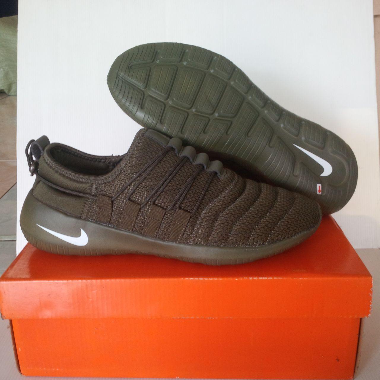 sepatu pria nikelap payaa running olahraga dan gaul premium NK4