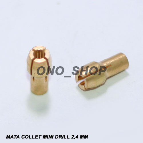 Mata Collet Mini Drill 2,4 Mm