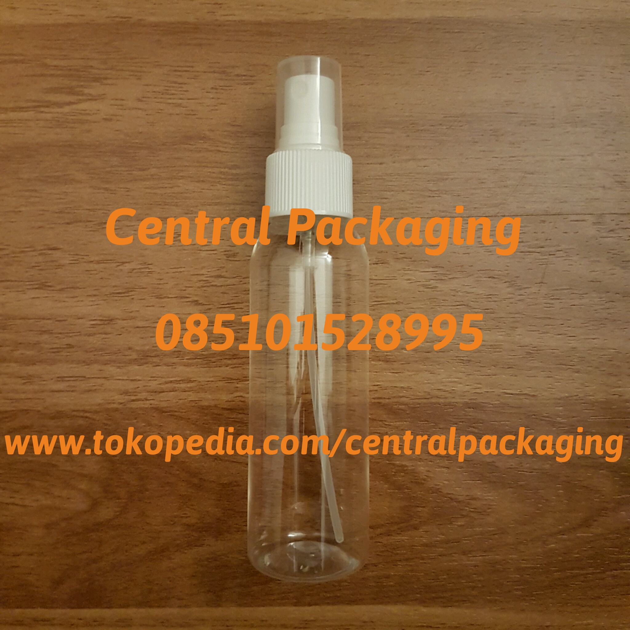 Jual Botol Spray Plastik 100ml Semprot Parfum Minyak Wangi Air Kosong 100 Ml Central Packaging Tokopedia