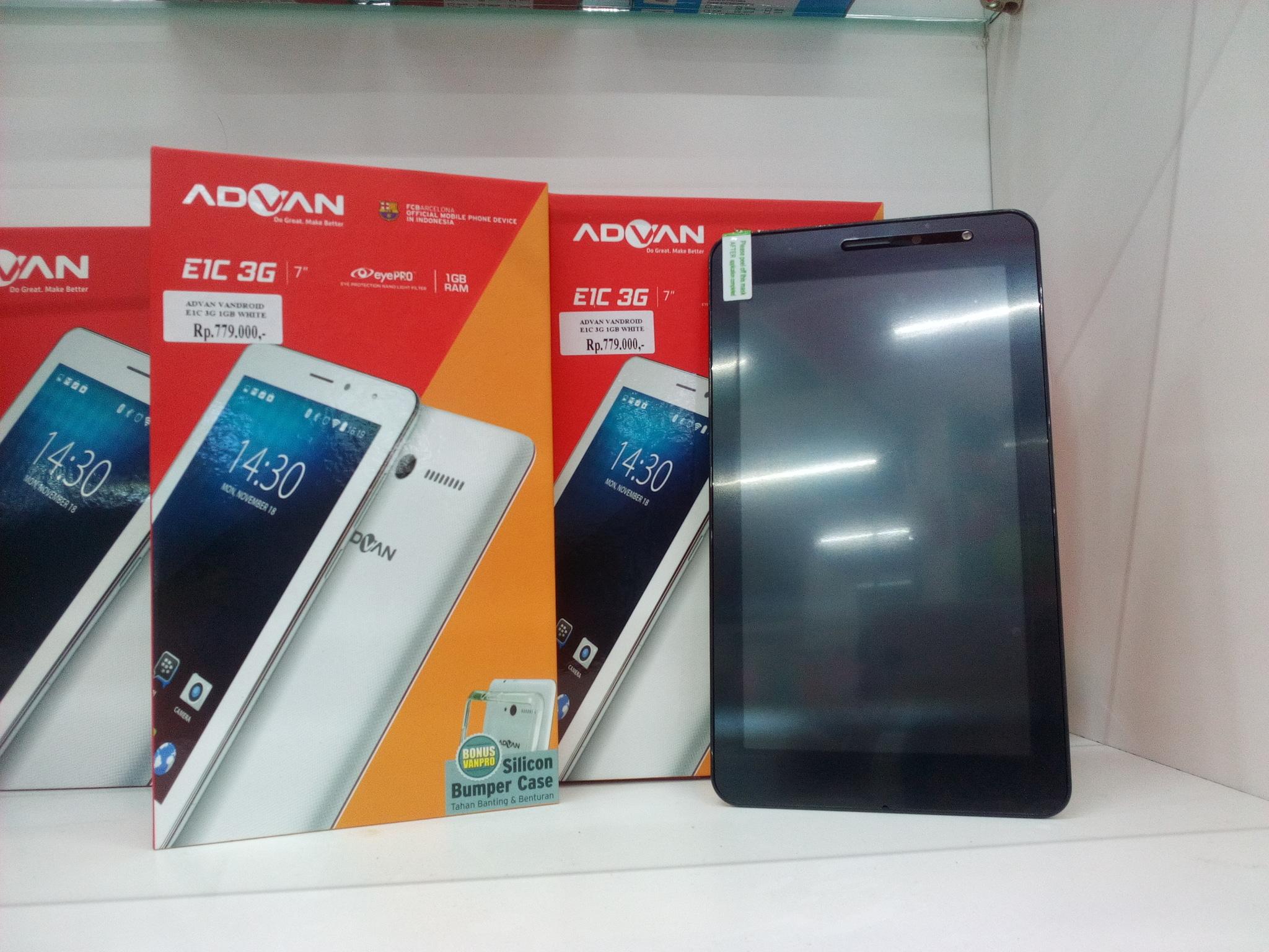 Jual ADVAN E1C PRO 3G 1GB
