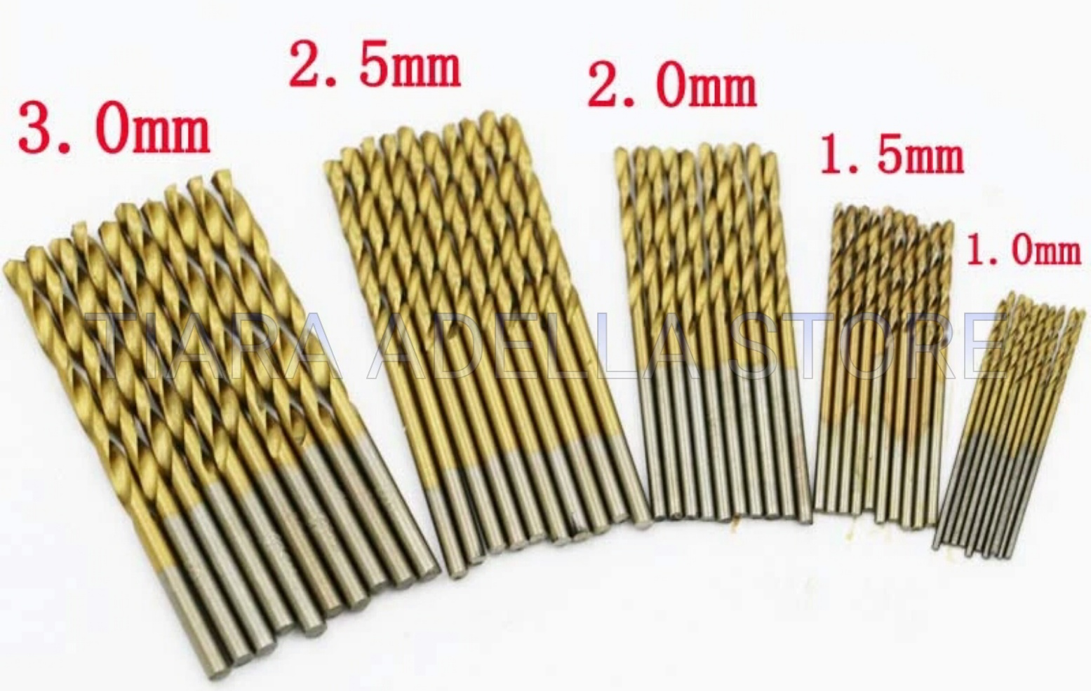 MATABOR BESI 2.5mm Gold