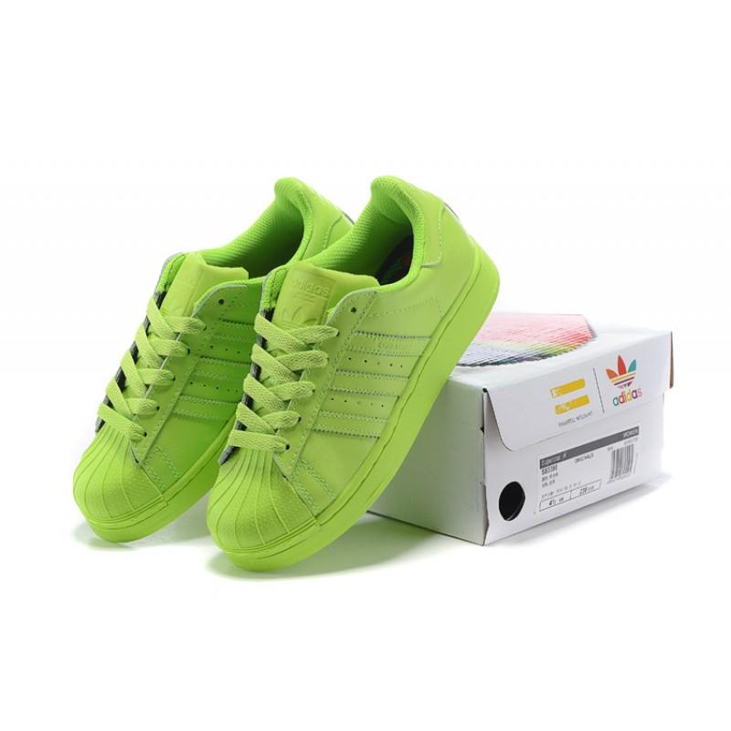 superior quality 846a1 12ba4 france adidas superstar light green e8850 212f5