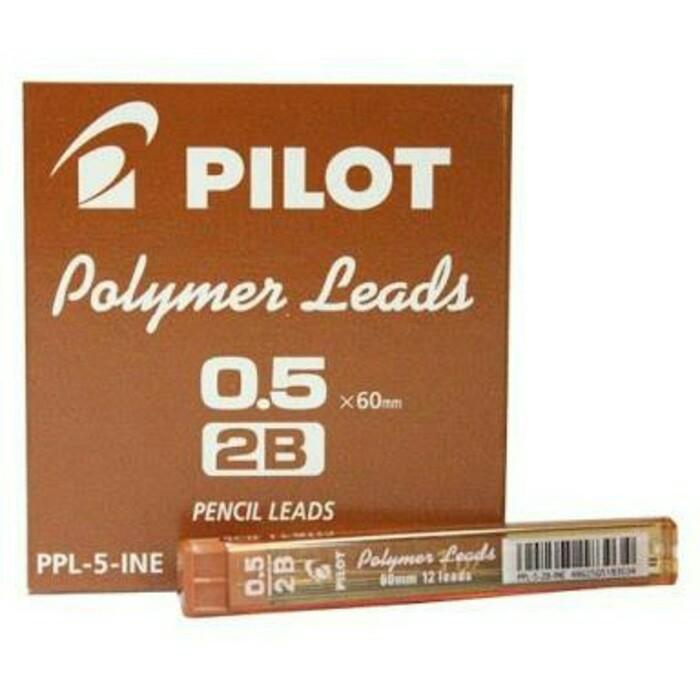 Pilot Refill Pensil Mekanik 05