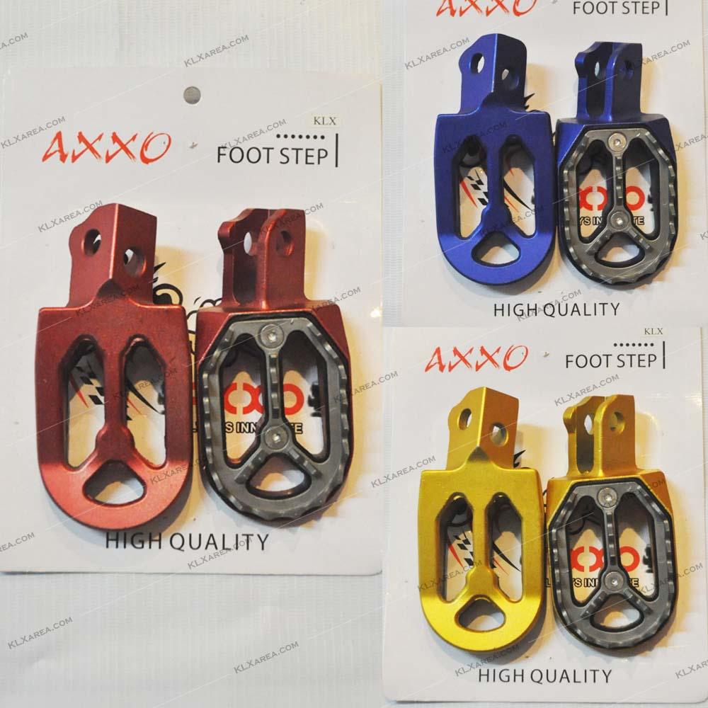 Footstep Depan AXXO KLX150