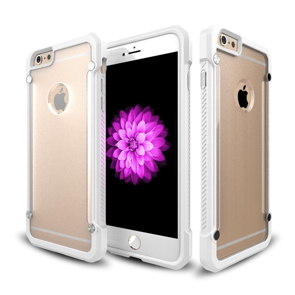 Jual Softcase Clear Slim Doff Cushion Hybrid Soft Case Cover Iphone Cashing  Terbaik 6 6s Grace Acc Tokopedia