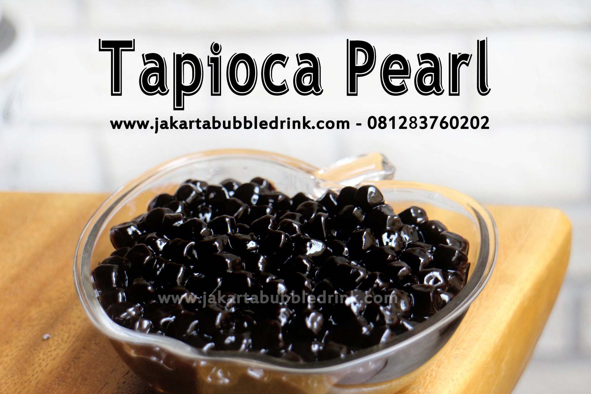 Supplier Tapioca  Pearl